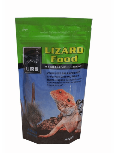 URS Lizard Food 250g
