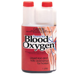 Ironvita Blood and Oxygen - Hardocks