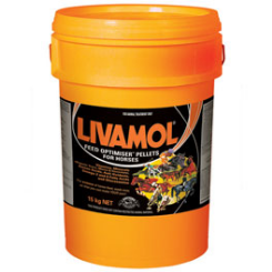 IAH- Livamol Feed Optimiser Pellets - Horses - 15kg