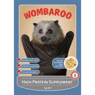WFP Wombar High Protein Supplement 1kg