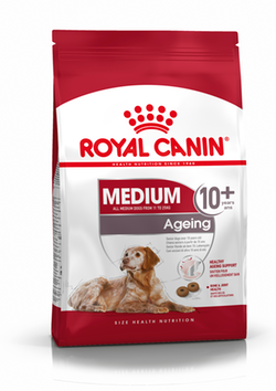 Royal Canin Medium Ageing 10+ 15kg Dog