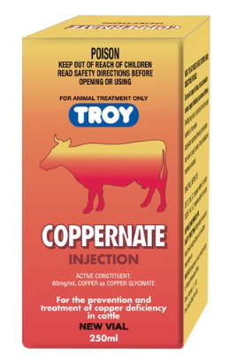 Troy Coppernate 250ml