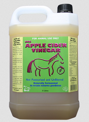 NRG Apple Cider Vinegar
