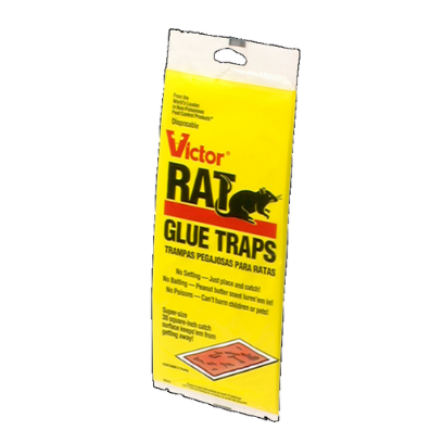Victor Rat Glue Trays 2 Pack