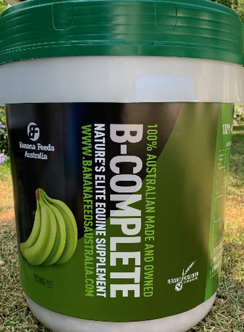 Banana Feeds Australia B-Complete Elite Equine Supplement