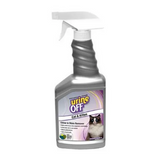 Urine Off Odour & Stain Remover Spray for Cat & Kitten Pee