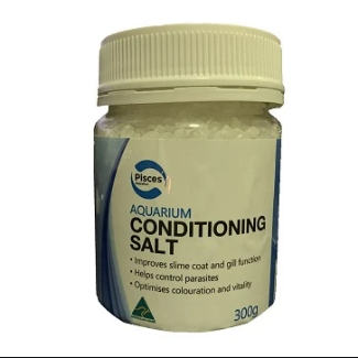 Pisces Aquarium Conditioning Salts