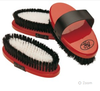 Bi-Level Junior Body Brush
