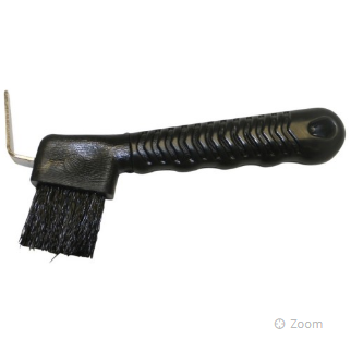 Soft-Grip Deluxe Hoof Pick