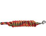 Vivid Polyester Lead Rope - 8'