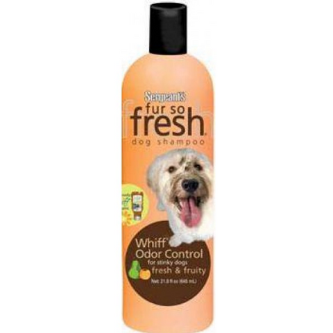 Sergeants Fur So Fresh Whiff Dog Shampoo 240ml