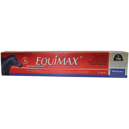 Virbac Equimax Horse Wormer Paste 35ml