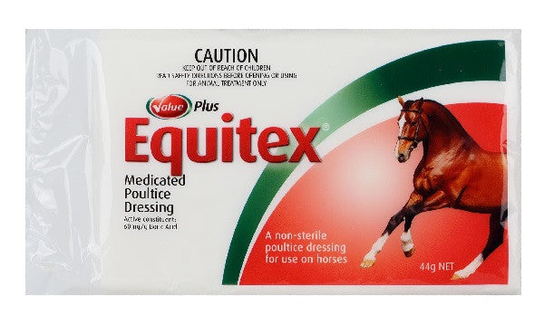 Equitex Medicated Poultice Dressing