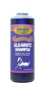 Equinade Showsilk Glo-White Shampoo 500ml