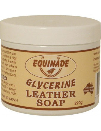 Glycerine Leather Soap