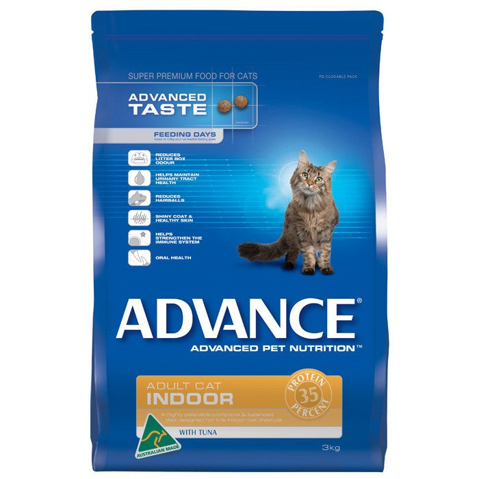 Advance Indoor Cat Tuna