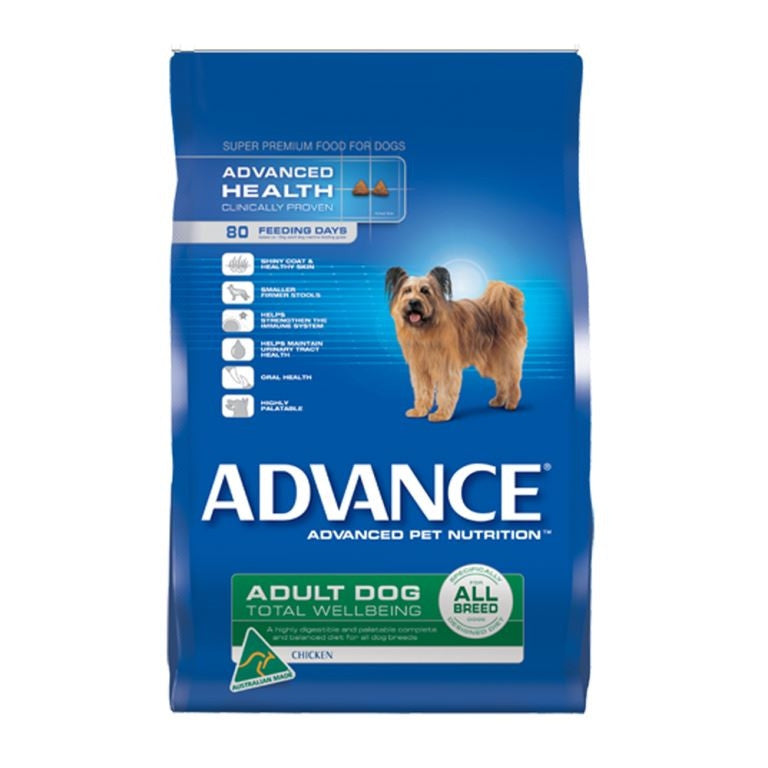 Advance Dog Total Wellbeing All Breed Chicken