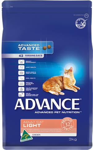 Advance Cat Light Chicken
