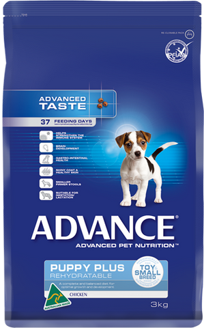 Advance Puppy Plus Rehydratable  Chicken