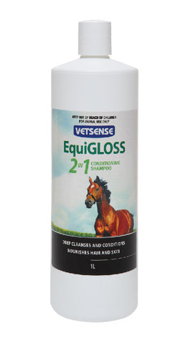 EquiGLOSS 2 in 1