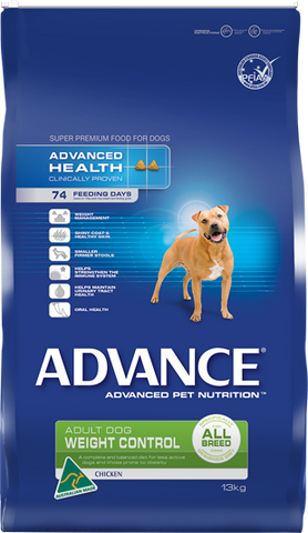 Advance Weight Control All Breeds Chicken