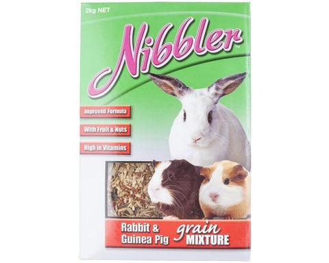 Nibbler Rabbit & Guinea Pig Mix 2 Kg