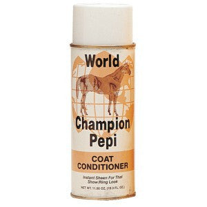 Pepi Coat Conditioner World Champion