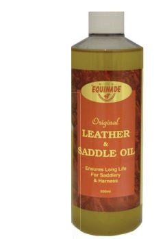 Equinade Original Leather and Saddle Oil 500ml