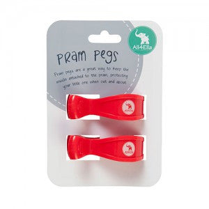 All4Ella Pram Pegs 2 Pack
