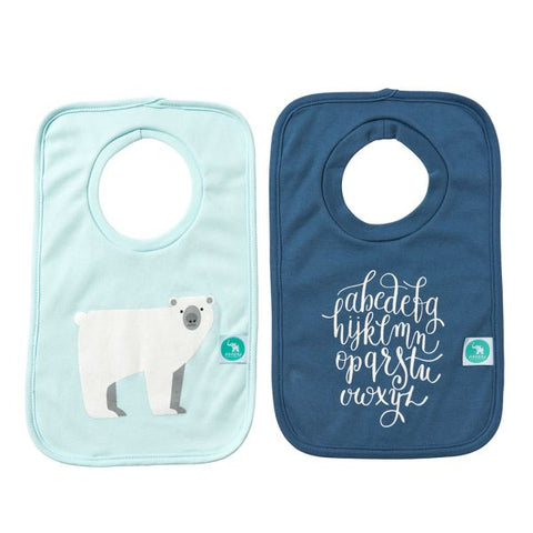 All4Ella Pullover Head Bib 2 pack