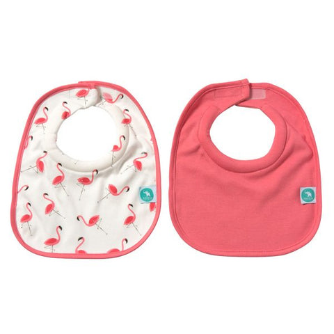 All4Ella Roll Neck Bib 2 Pack