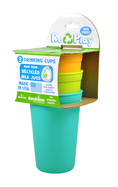 Re-Play Tumblers 3 Pack