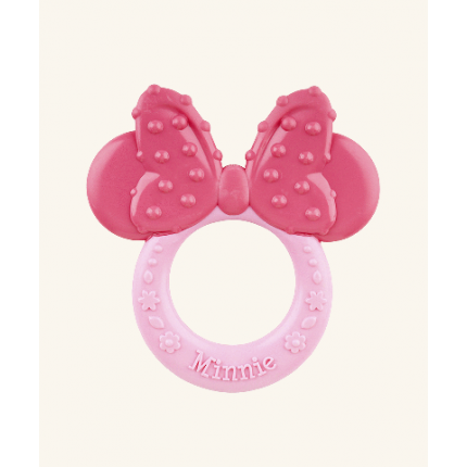 Nuk Minnie Mouse Teething Ring