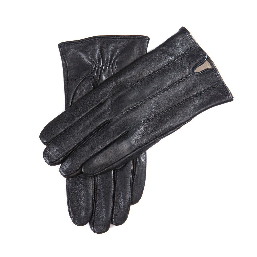 MATSU 2017 new design Men Winter Leather Gloves M1051