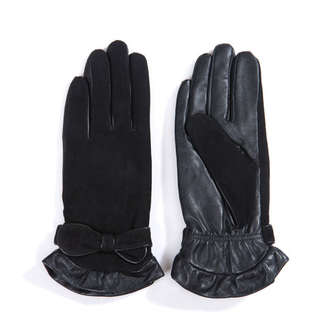 Lambskin Women Leather Gloves M9088