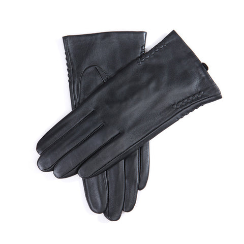 [MATSU X AMAZON ] Women Winter Leather Gloves m9114