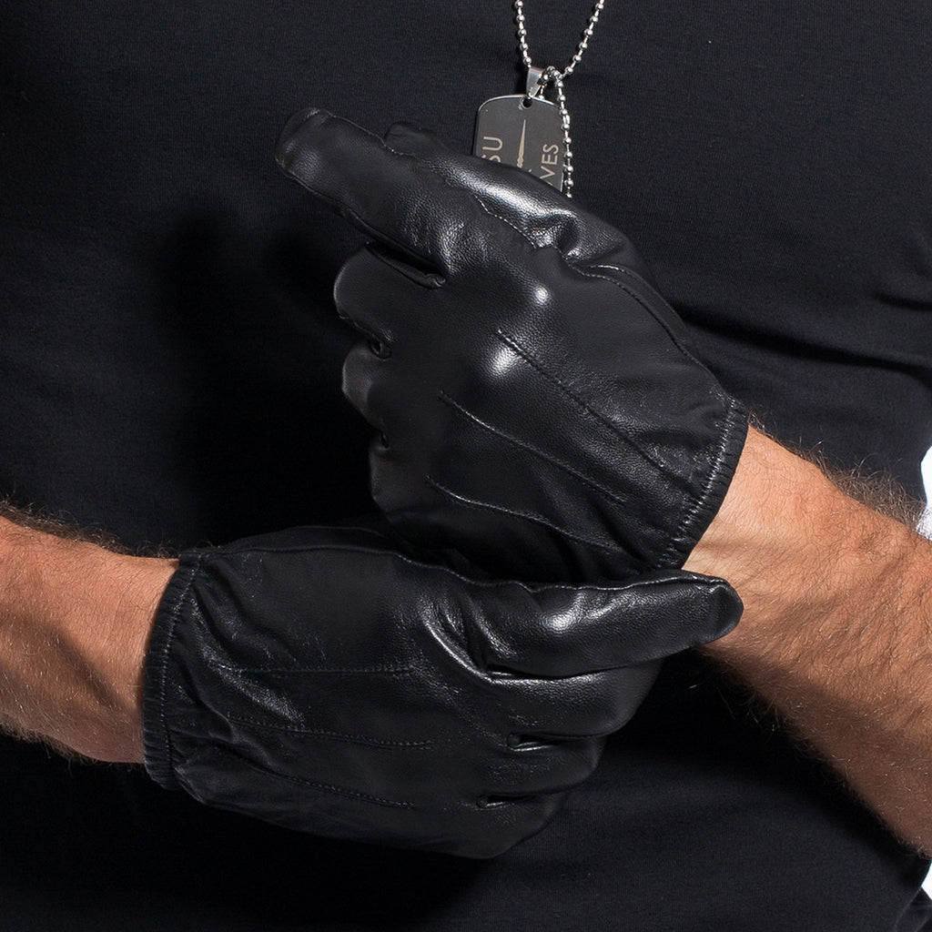 Driving gloves debenhams - Mens Leather Gloves Short Fingers Matsu Custom Made Lambskin Men Driving Short Leather Gloves Unlined