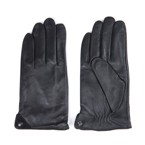 [MATSU X AMAZON ] Men Lambskin Leather Gloves M1005