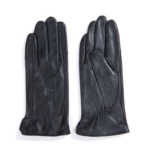 [MATSU X AMAZON] Women Lambskin Leather Gloves M9229