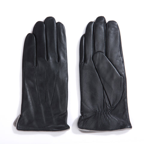 [MATSU X AMAZON]Women Lambskin Leather Gloves M9906