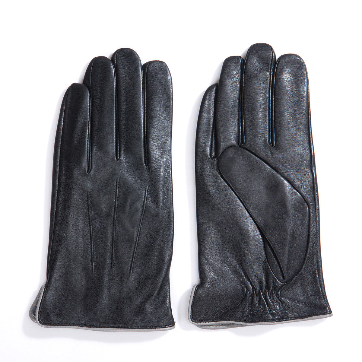 Leather gloves mens amazon -