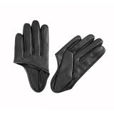 [MATSU X AMAZON] Women Lambskin Leather Short Gloves M551