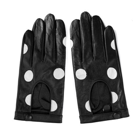 [MATSU X AMAZON ] Women Winter Leather Gloves m778