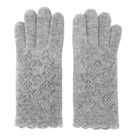 Women Wool Knit Mitten Winter Warm Gloves Hand Warmer GCG207