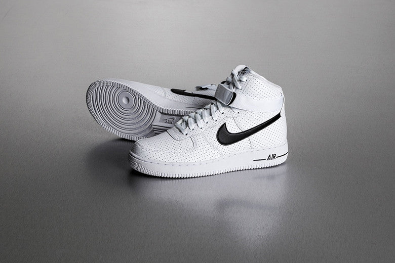 ec579821df8 Nike Air Force 1 High  07 White Black – Culture Kings