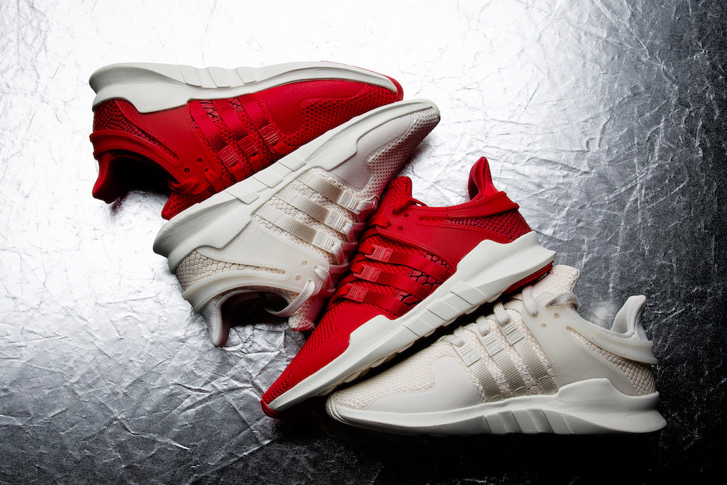 Red, White And New: adidas Originals EQT Support ADV At