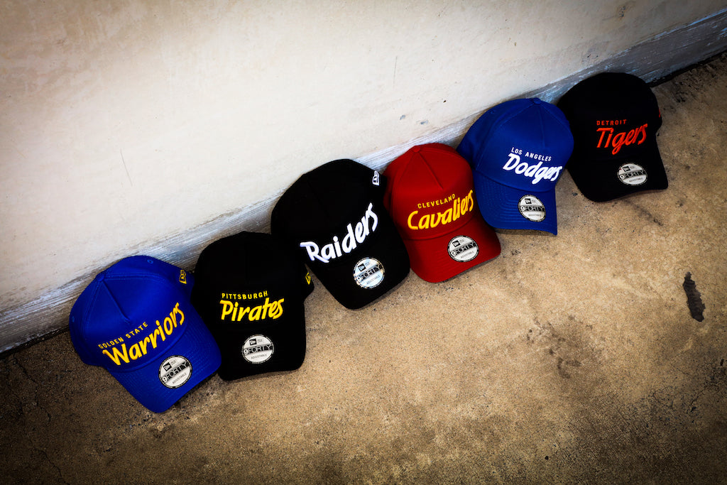 Get Your Hands On The Exclusive Team Script Series From New Era