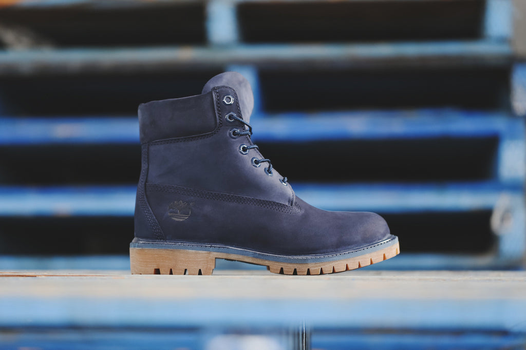 Navy Timberland Boots just dropped!
