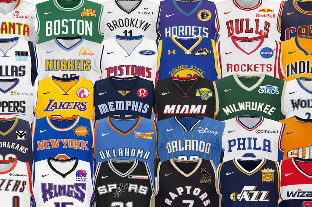 3b16e0796ba See All New Nike NBA Uniforms Here – Culture Kings