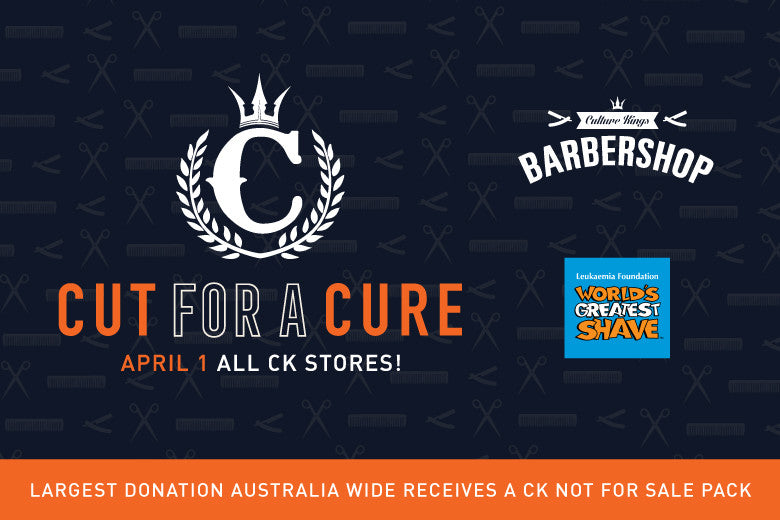Win!! VIP Pass To Chadstone Launch Party At 'Cut For A Cure'